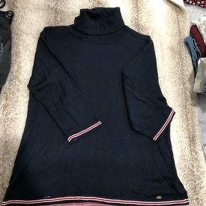 Tommy Hilfiger Lightweight Turtleneck Tunic